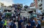 Поисково-спасательная операция в Измире продолжается, число жертв растет