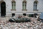 В Хорватии произошло сильное землетрясение, есть жертвы
