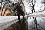 Потоп в конце зимы