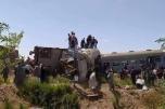 В Египте произошло столкновение двух пассажирских поездов, погибли более 30 человек