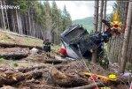 Трагедия в горах Италии